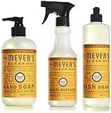 Mrs. Meyers Clean Day Orange Clove Kitchen Basics Set