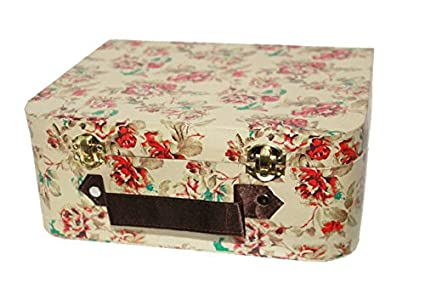 Buy Rosy Autumn Floral Printed Gift Box Diwali Gift Box