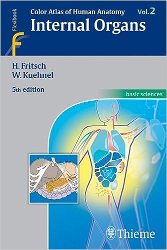 Buy Internal Organs: 2 (Color Atlas of Human Anatomy) Book Online at ...