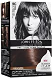 John Frieda Precision Foam Colour Brilliant Brunette (Dark Chocolate Brown) 4BG 1 Each