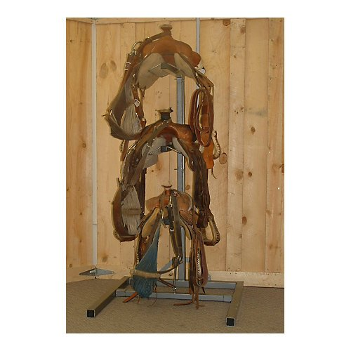 Equi-Racks 3 Saddle Rack Stand
