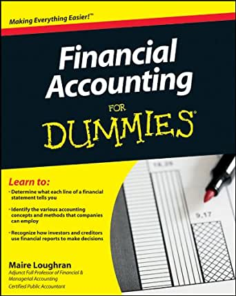 how to read financial statements for dummies pdf