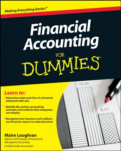 100 best selling accounting books of all time bookauthority book cover of maire loughran financial accounting for dummies fandeluxe Choice Image