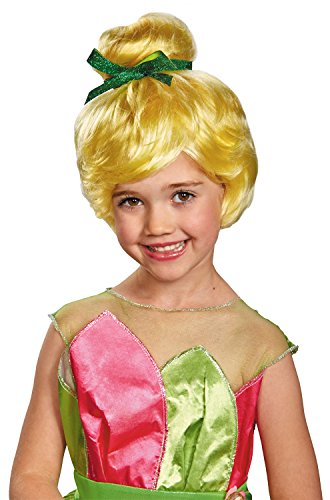 Tinkerbell Make Costumes (Tinker Bell Child Wig Costume)