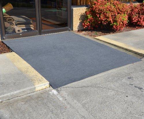 Dean Flooring Company Outdoor Entrance