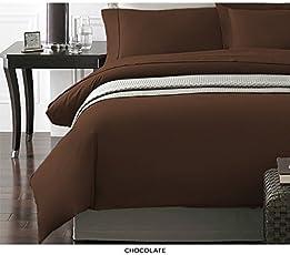 Spirit Linen Hotel 5Th Ave New York Collection - Juego de funda nórdica y fundas de almohada, 3 piezas