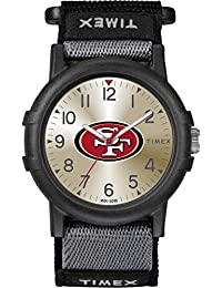 Timex Youth TWZFFORYA NFL Recruit San Francisco 49ers Watch