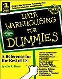 Data Warehousing for Dummies, Alan R. Simon, 0764501704