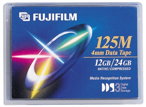 Data Cartridge FUJI DDS-3 12/24GB 125M