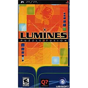 Lumines - PlayStation Portable