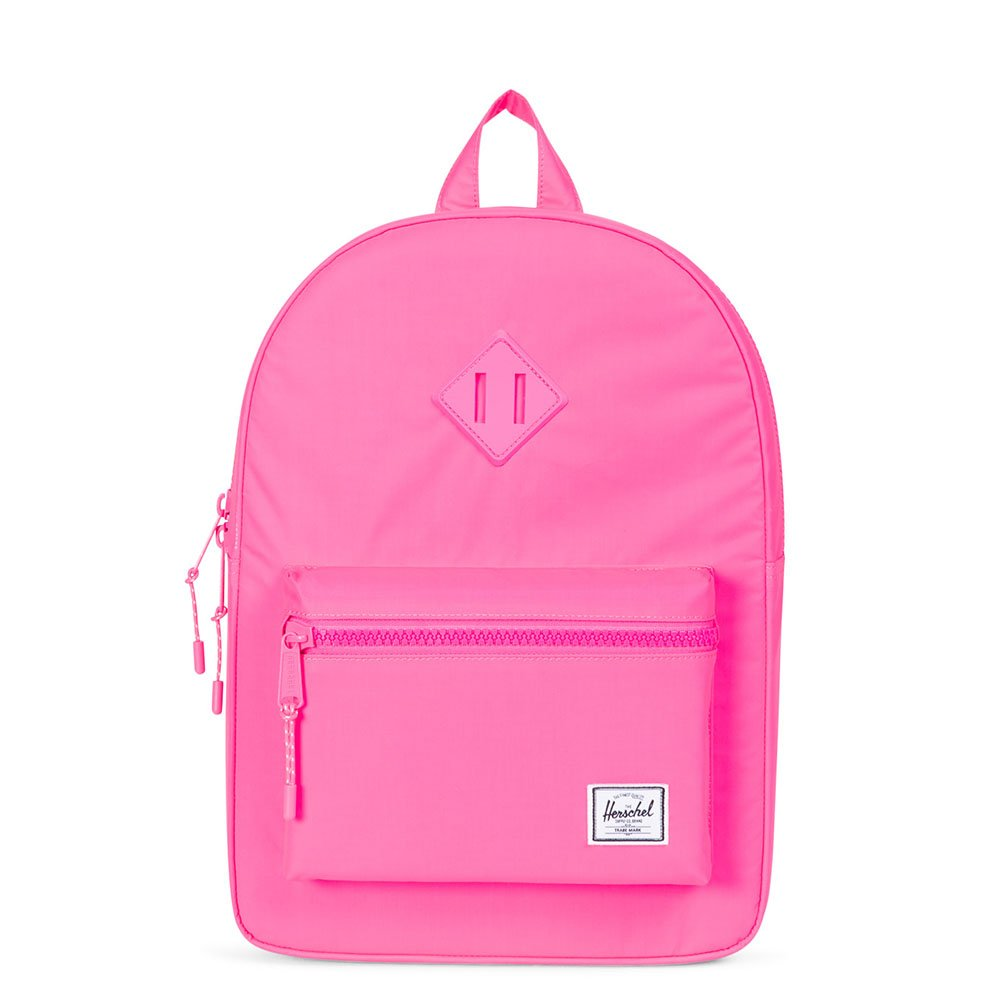 Herschel Kids' Heritage Youth-R Children's Backpack Hot Pink Reflective Rubber One Size