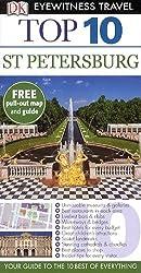 DK Eyewitness Top 10 Travel Guide: St Petersburg