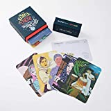 Good Night Stories for Rebel Girls: 50 Postcards of