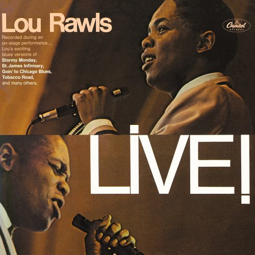 Amazon | Live | Lou Rawls | ク...