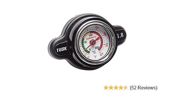 Polaris SCRAMBLER 400 2x4 2001-2002 Fits Tusk High Pressure Radiator Cap with Temperature Gauge 1.8 Bar