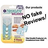 Vital Info NasalVent Balance Anti-Snoring Aids Starter Pack