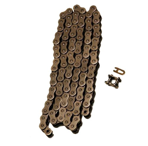 - Factory Spec, FS-520-NZ, Heavy Duty Drive Chain 520x112 520 Pitch 112 Links