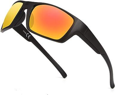 Gafas de sol de Hombres Deportes al aire libre Sunglasses ...
