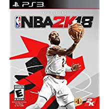NBA 2K18 Early Tip-Off Edition - PlayStation 3