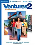 img - for Ventures Level 2 Student's Book with Audio CD book / textbook / text book