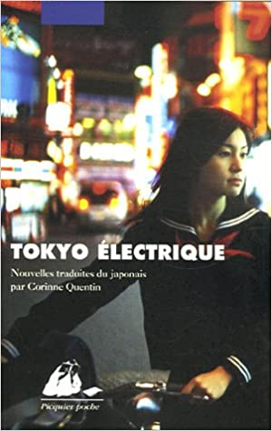 Livres Tokyo électrique epub, pdf