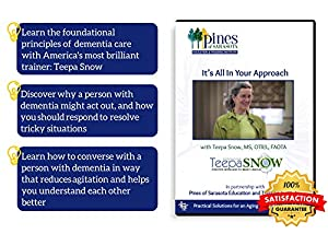 Dementia Care with Teepa Snow - 5 DVD Bestseller Bundle
