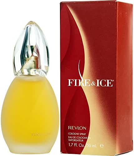 FIRE & ICE by Revlon COLOGNE SPRAY 1.7 OZ (Package Of 2)