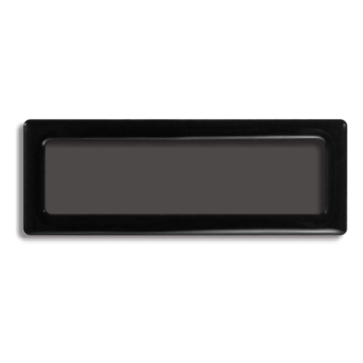 DEMCiflex Dust Filter for Fractal Design R5, Rear Small, Black Frame/Black Mesh