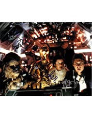 Star Wars Cast Signed Autographed 8 X 10 Reprint Photo #7 - Mint Condition