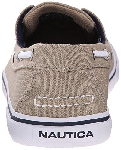 Nautica Hommes Galère Bateau Chaussure Toile De Jute