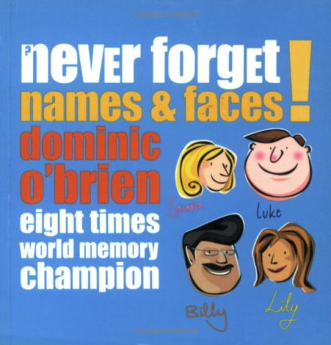 Names and Faces (Never Forget S.) by Duncan Baird Publishers