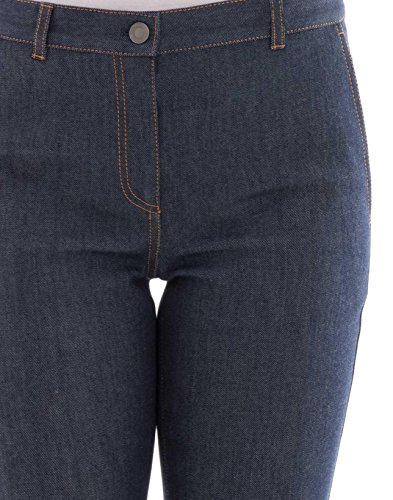 Donna Jeans Blu Cotone Veneta 495362velj14069 Bottega pfnPHqW