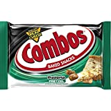 COMBOS Pizzeria Pretzel Baked Snacks 1.8-Ounce Bag 18-Count Box (Pack of 2)
