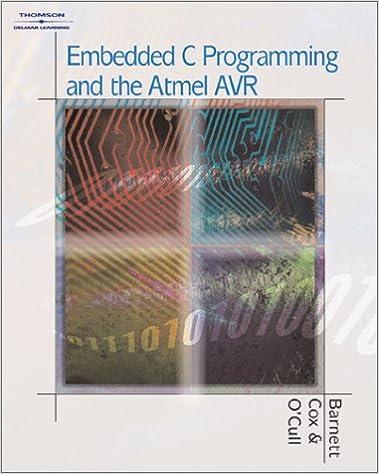EMBEDDED C TUTORIAL AVR PDF DOWNLOAD