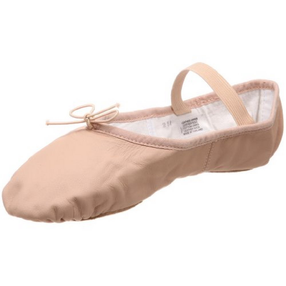 Bloch Women's Dansoft II Split Sole Ballet Slipper,Pink,3 C US by Bloch