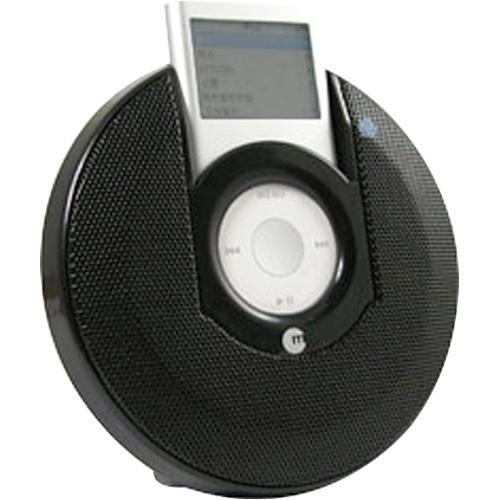 Macally Portable Stereo Speaker Black