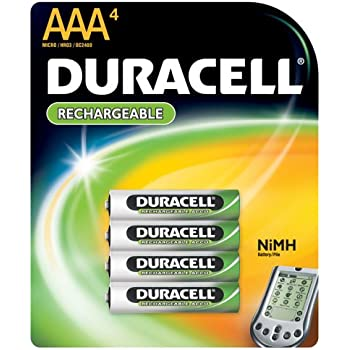 duracell rechargeable aaa nimh batteries mignon hr03 dc2400 4 batteries health. Black Bedroom Furniture Sets. Home Design Ideas