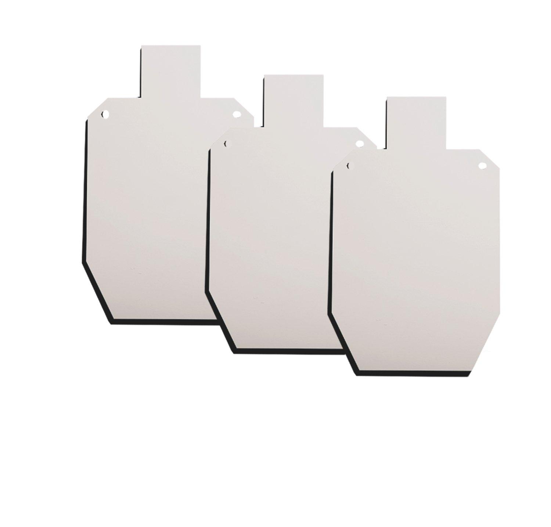 RMP Target Kit - 3) Silhouette Swing Target - 15-1/8'' X 9-1/4'' by RMP (Image #1)