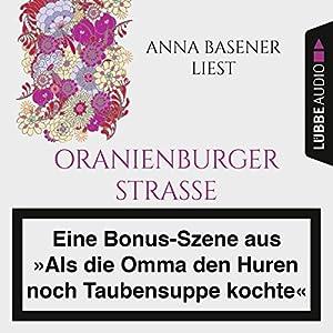 Anna Basener liest