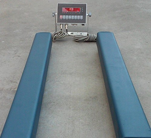 5,000 LBS x 1 LB Optima Scale OP-919-24 Heavy Duty Weigh Bea