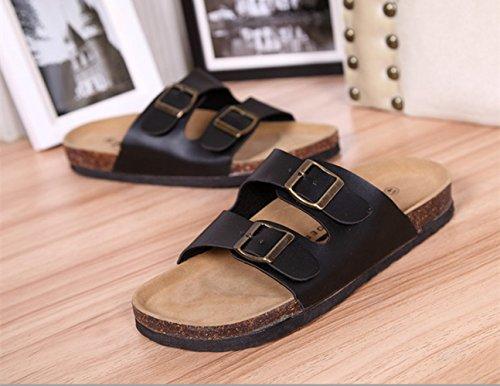 Commercio Per Pantofole Pantofole XING Per 43 Gli Sandali Nuovi 41 Black A Amanti Estero Il Dei GUANG qXtXr0