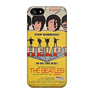 Excellent Cell-phone Hard Cover For Apple Iphone 5/5s (jeP4672mmHm) Custom High Resolution The Beatles Series
