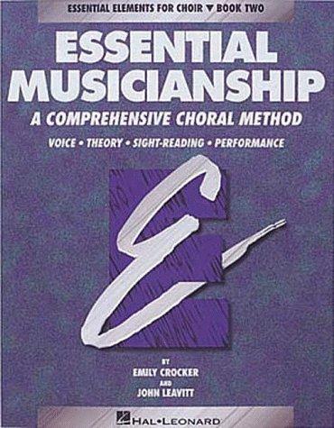 Essential Musicianship: Book 2 PDF