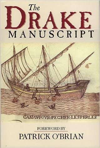 Book The Drake Manuscript