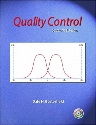 Quality control 7th edition dale h besterfield 9780131131279 quality control 7th edition 7th edition fandeluxe Image collections