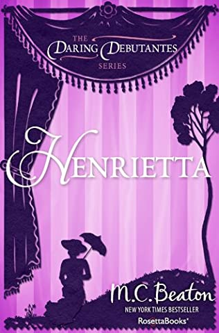 book cover of Henrietta