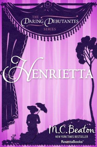 Henrietta the daring debutantes series book 1 kindle edition by henrietta the daring debutantes series book 1 by beaton mc audible sample fandeluxe Choice Image