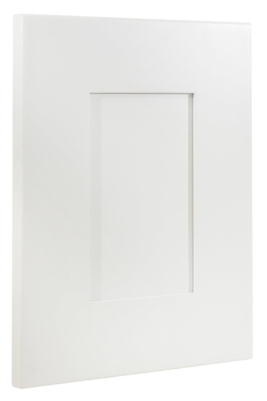 Amazon.com: Cabinet Mania White Shaker Base Kitchen Cabinet 24 inch ...