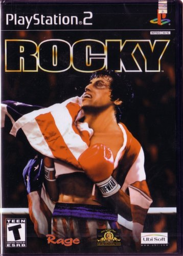 Rocky PS2 DISC ONLY (Ps2 Boxing)