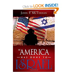 As America Has Done To Israel John McTernan